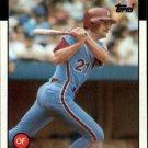 1986 Topps 302 Greg Gross