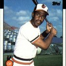 1986 Topps 548 Mike Young