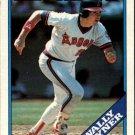 1988 Topps 420 Wally Joyner