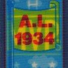 1990 Score Magic Motion Trivia #49 Mickey Cochrane