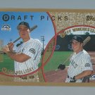 1999 Topps 442 Matt Holliday/Jeff Winchester