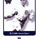 2001 Greats of the Game 40 Ty Cobb