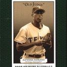 2005 Origins Old Judge 36 Alfonso Soriano