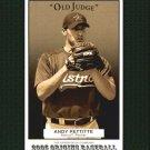 2005 Origins Old Judge 75 Andy Pettitte