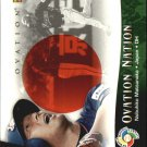 2006 Upper Deck Ovation Nation NM Nobuhiko Matsunaka
