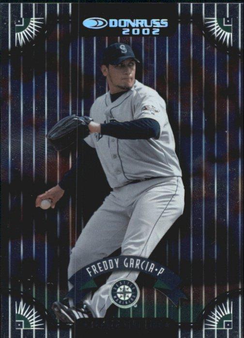 2002 Donruss 69 Freddy Garcia