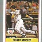 2006 Topps Update 269 Freddy Sanchez AS