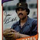 1980 Topps 229 Jim Bibby
