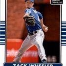 2015 Donruss 123 Zack Wheeler