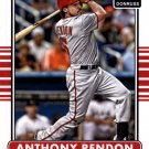 2015 Donruss 177 Anthony Rendon