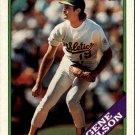 1988 Topps 621 Gene Nelson
