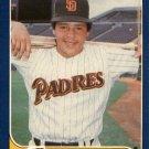 1986 Fleer 329 Carmelo Martinez