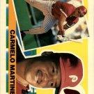 1990 Topps Big 287 Carmelo Martinez