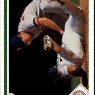 1991 Upper Deck 90 Marty Barrett