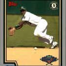 2004 Topps Opening Day 145 Miguel Tejada