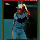 1988 Toys'R'Us Rookies 7 Casey Candaele