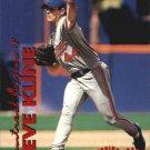 1999 Fleer Tradition Warning Track #454 Steve Kline