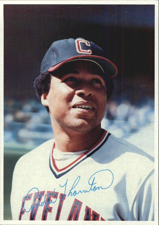 1980 Topps Super 43 Andre Thornton