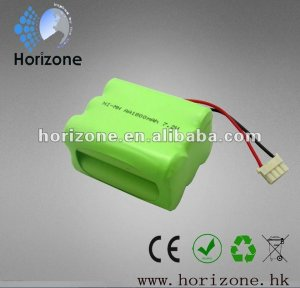 Replacement Vacuum Cleaner Battery for Mint 4200 Floor Cleaner 7.2v 1800mAh