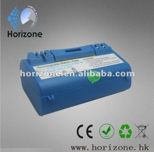 Replacement battery For iRobot Scooba 380 5900 14.4v 3500mAh Vacuum Cleaner Battery
