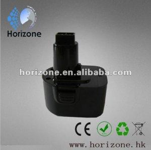 12v 1300mAh Replacement Power Tool Battery for Dewalt DE9074,DC9071,DE9037,DE9071,DE9074