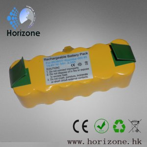 Replacement battery for iRobot Roomba 500 550  564 610 760 780 14.4V 3.3Ah Ni-Mh