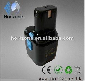 Replacement Battery for Hitachi 12v 2000mAh Power Tool EB12S,FEB12S,EB1224,EB1230H