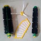 bristle brush flexible beater side brush for irobot roomba 500 cleaner
