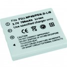 Replacement  battery for FujiFilm NP-40 780mAh