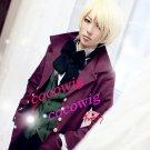 Kuroshitsuji Black Butler II 2 Alois Trancy Pale Blonde Cosplay Wig