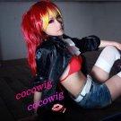 Ao no Exorcist Kirigakure Syura Cosplay Wig Ponytail Cosplay Hair