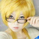 COSPLAY Wig Saint Seiya THE LOST CANVAS ALONE  blonde