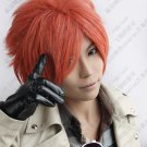 Oran High School Host Club Kaoru/Hikaru Hitachiin  Orange Cosplay party hair full wig