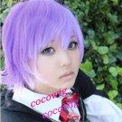 DIABOLIK LOVERS Kanato Sakama Purple Gradient Cosplay Party Wig