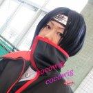 Fashion naruto uchiha itachi long black cosplay wig party wig