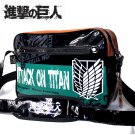 Attack on Titan Mikasa Ackerman Investigation Corps anime Outdoor backpack School bag