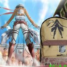 Attack on Titan Mikasa Ackerman Investigation Corps anime Outdoor hiking backpack School bag