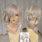 The brothers' War BrothersConflict  a sa hi na rou yi cos soft fluffy wig
