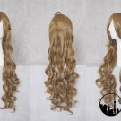 TIGER and DRAGON! Aisaka Taiga flaxen brown 90cm Cosplay wig+free shipping+Free Wig Cap