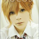 The Civilization Blaster Takigawa Yoshino brown Cosplay wig+free shipping+Free Wig Cap