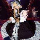 gosick Victorique De Blois Gothic Lolita cosplay dress costume formal dress