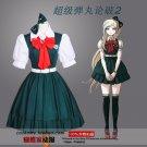 Super Danganronpa 2 Sonia Nevaman anime cosplay costume dress skirt stockings