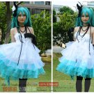 VocaloId haku camellia japonica  hatsune Miku cosplay costume cosplay dress