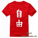 Anohana The Flower We Saw That Day Yadomi Jinta short sleeve cotton cosplay T-shirt clothes ziyou