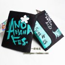 Anohana The Flower We Saw That Day Honma Meiko cosplay wallet purse pouch