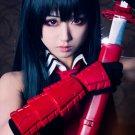 Akame ga Kill! Akame black Cosplay wig + free shipping+ Free Wig Cap