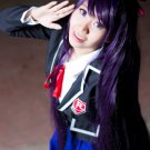 Date A Live Yatogami Tohka purple Cosplay wig + free shipping+ Free Wig Cap
