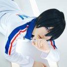 PRINCE OF STRIDE ALTERNATIVE Fujiwara Takeru black cos wig+free shipping+Free Wig Cap