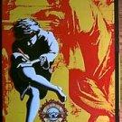 Guns N Roses 1991 Use Your Illusion concert tour book program