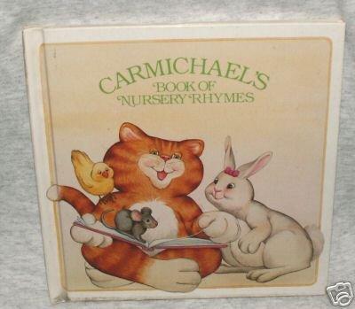 AVON CARMICHAELS BOOK OF NURSERY RYHMES